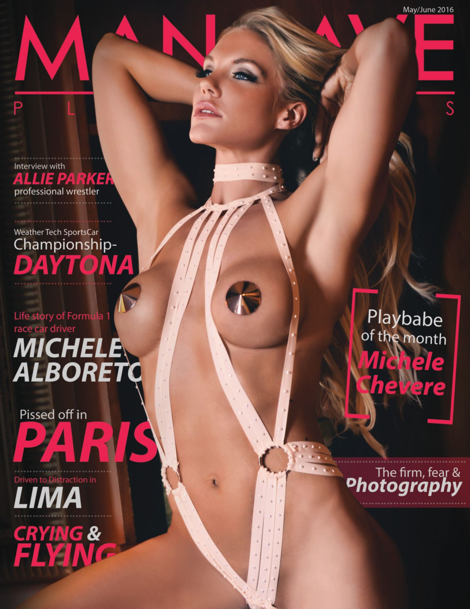 Michele Chevere Topless P...