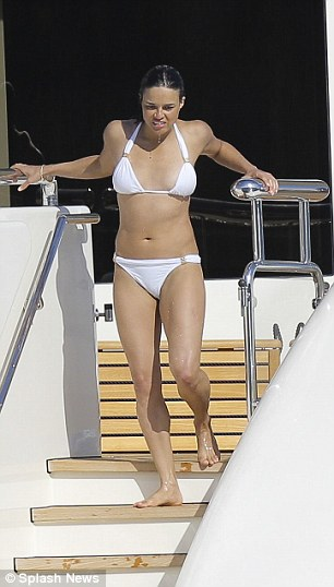 Michelle Rodriguez Bikini...