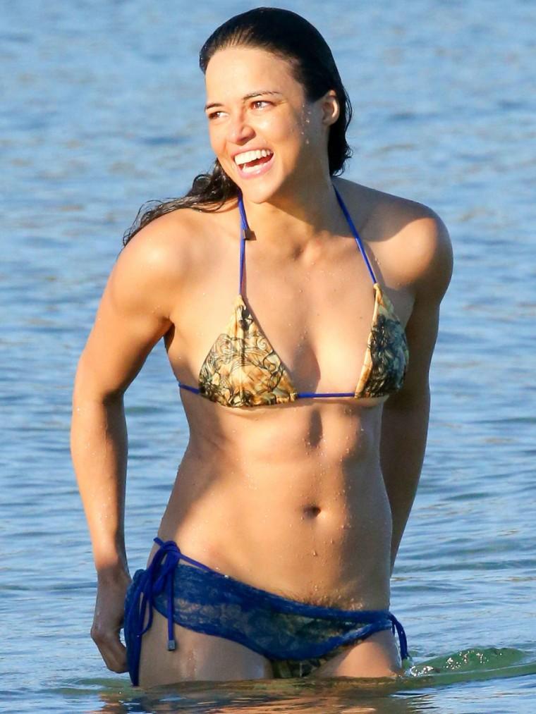 Michelle Rodriguez'...