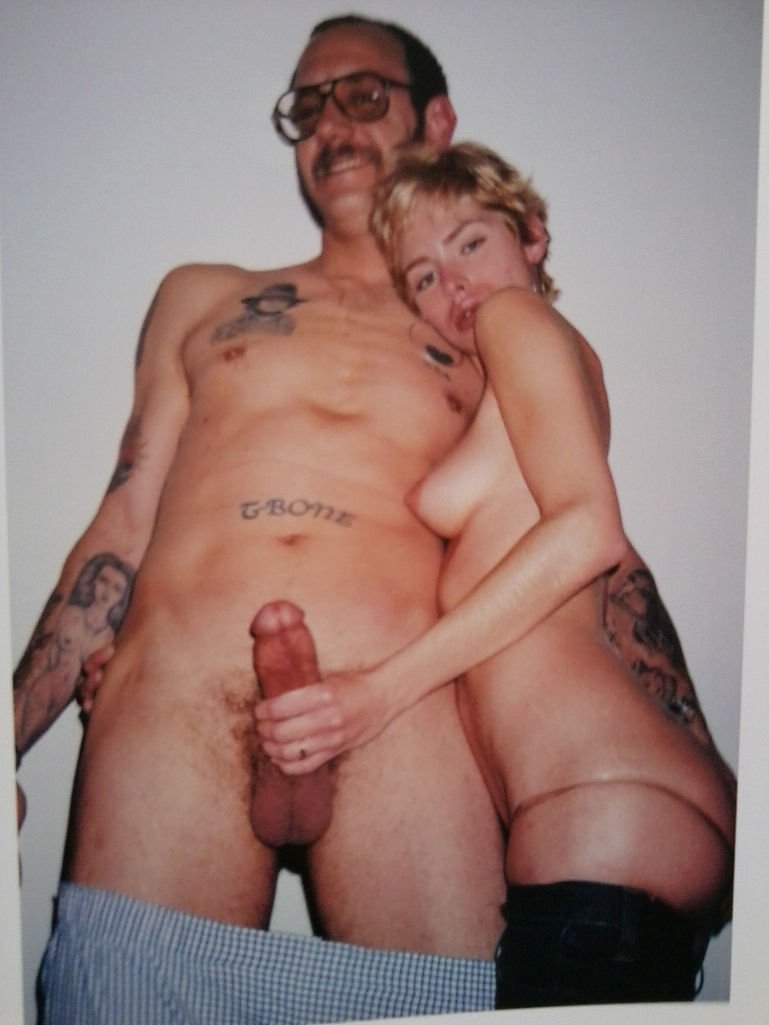 Terry Richardson And Mine...