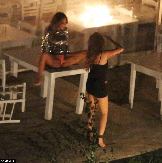 Nicole Scherzinger Drunk ...
