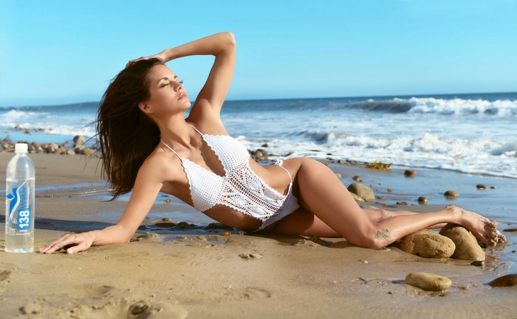 Nadine Vinzens Swimsuit P...