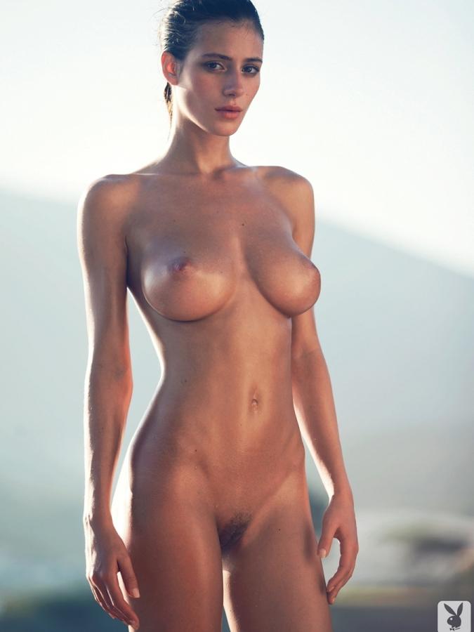 Naked Alejandra Guilmant ...