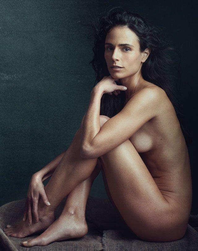 Naked Jordana Brewster
