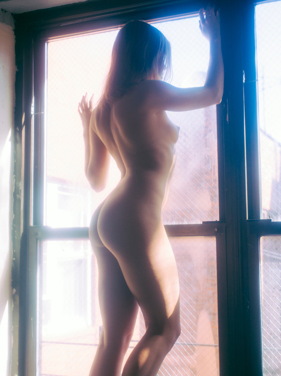 Naked Oliwia Pawelczak