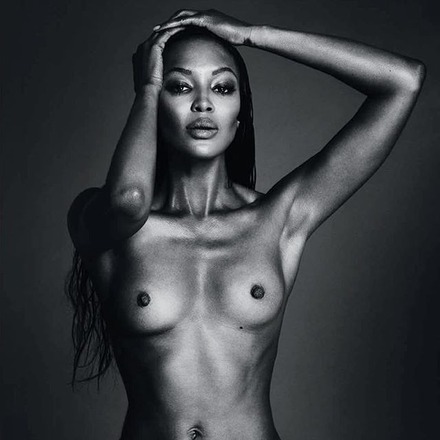 Topless Photo Of Naomi Ca...