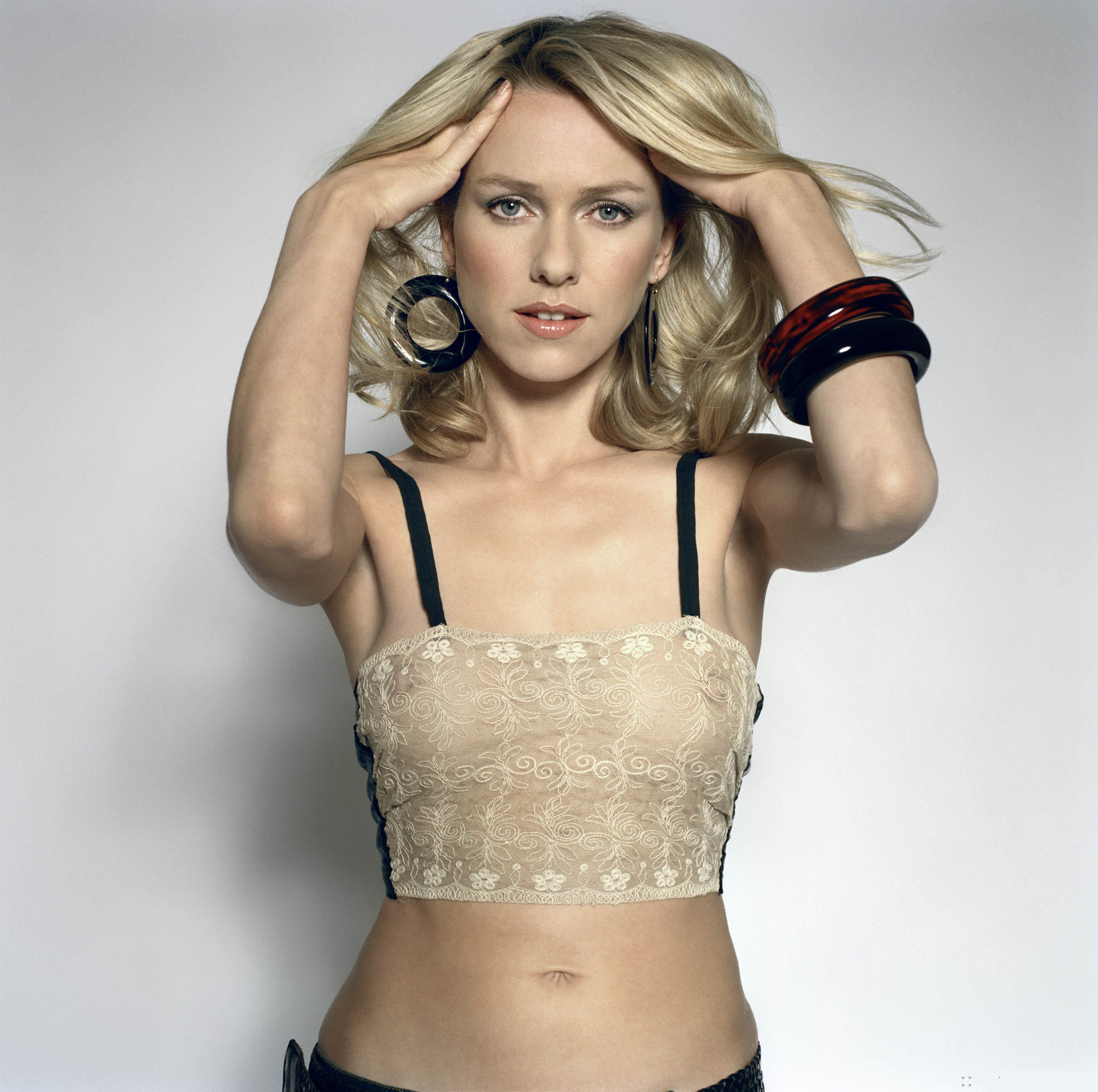 Naomi Watts See-through P...