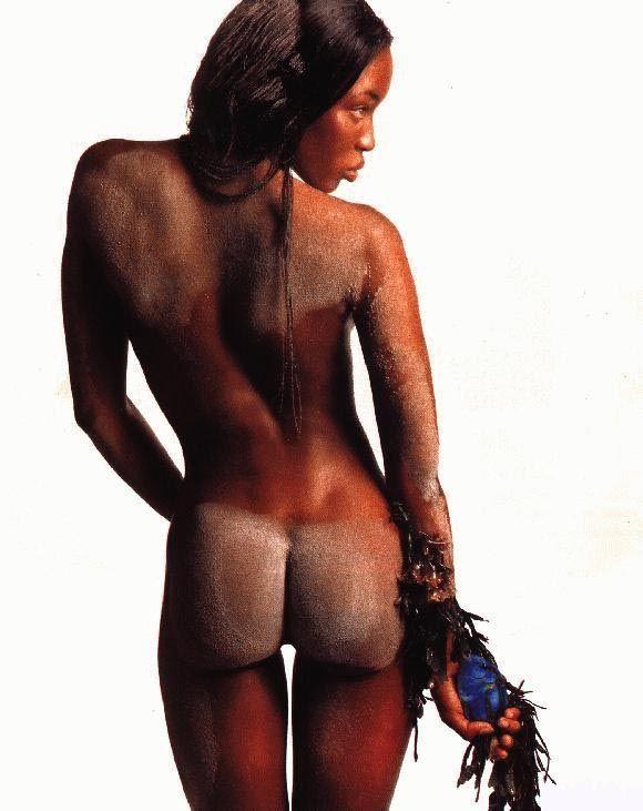 Naomi Campbell Naked R...