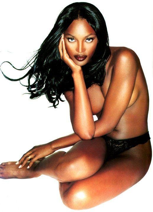 Naomi Campbell Naked &#82...