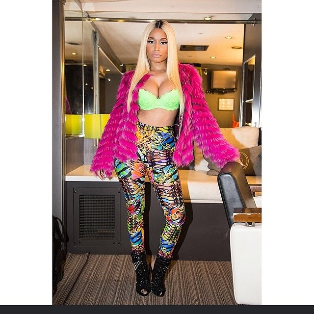 Nicki Minaj Sexy Tits