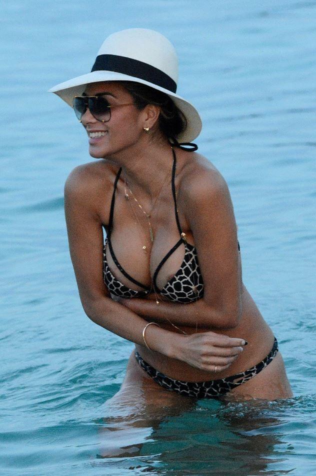 Nicole Scherzinger Areola...