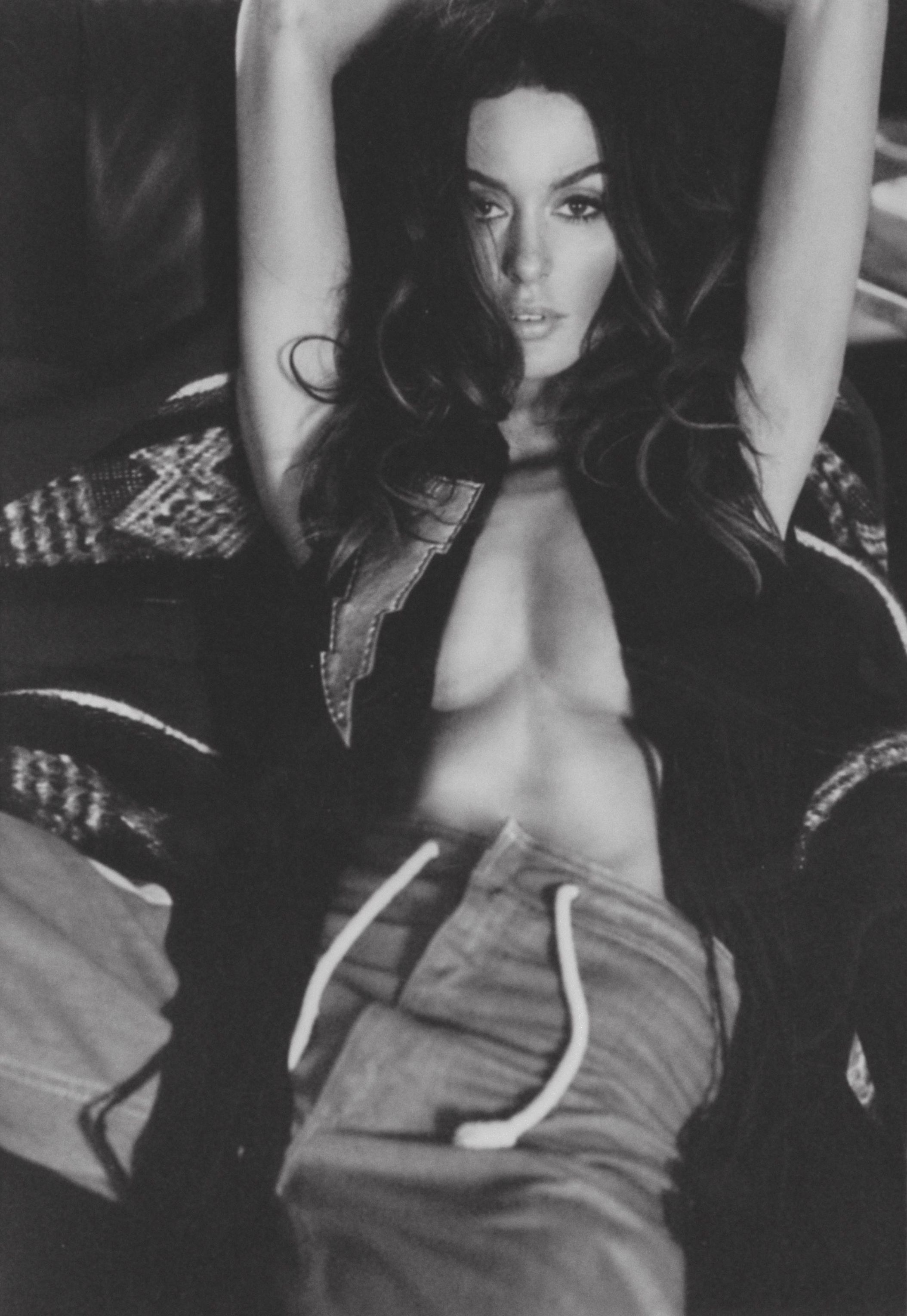 Nicole Trunfio Topless Ph...