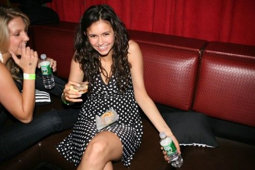 Nina Dobrev Private Photo