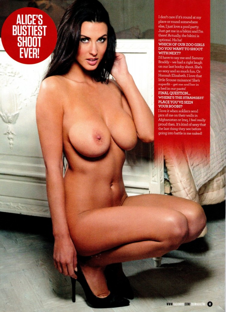 Nude Alice Goodwin