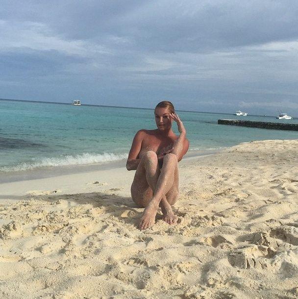 Nude Anastasia Volochkova