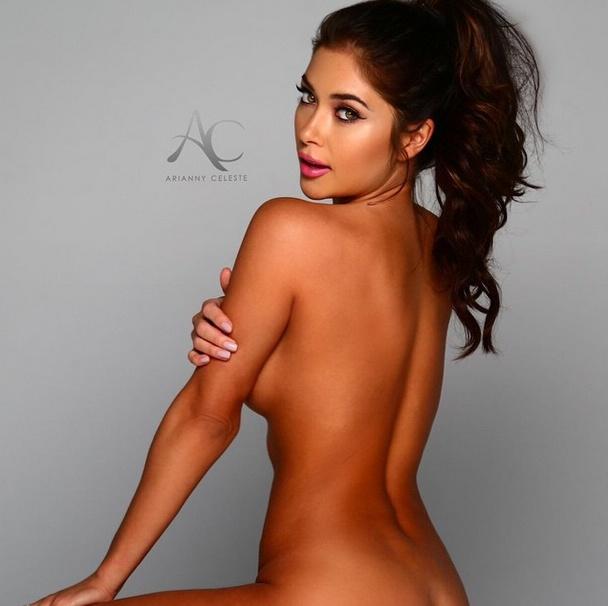 Nude Arianny Celeste