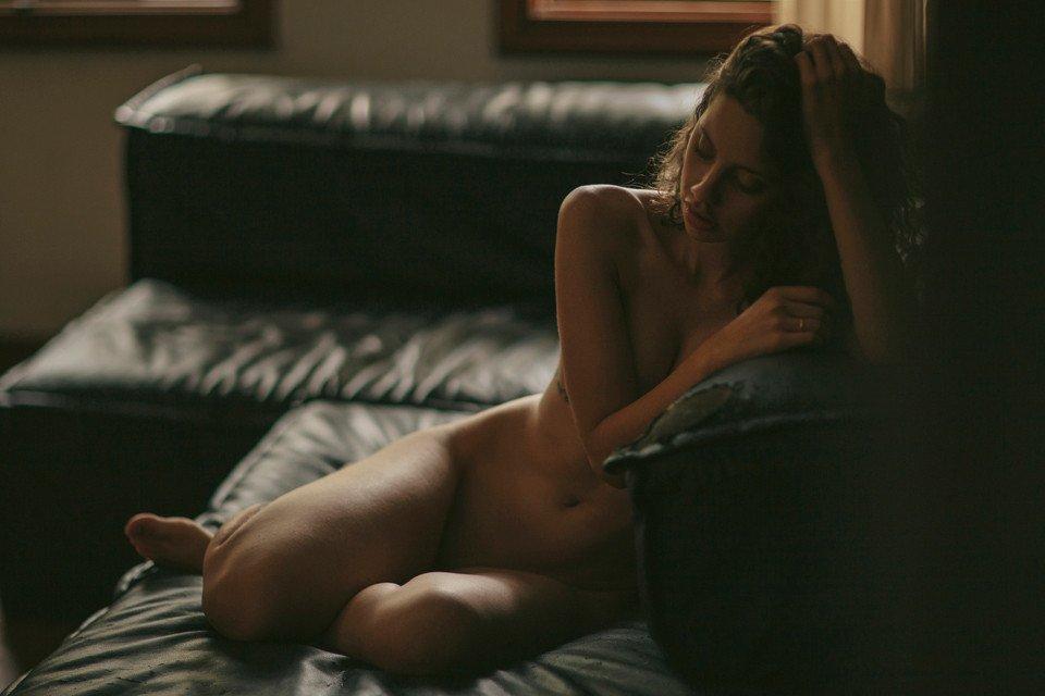 Nude Bianca Machado