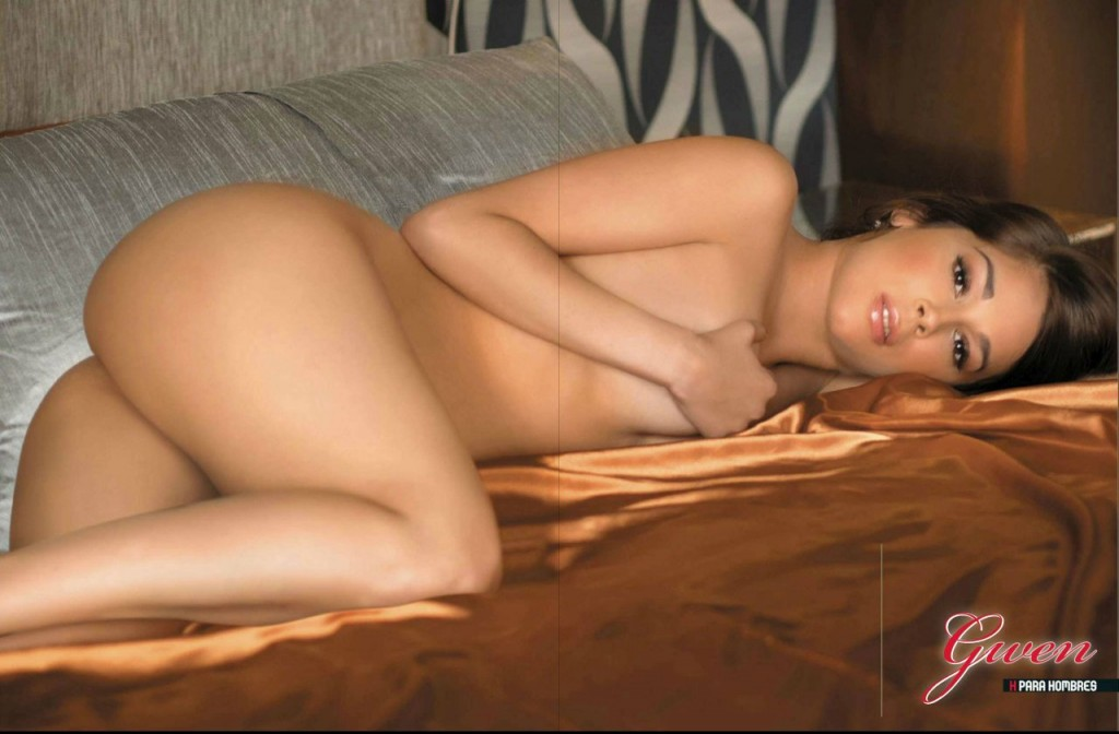 Nude Gwen Garcia Photos