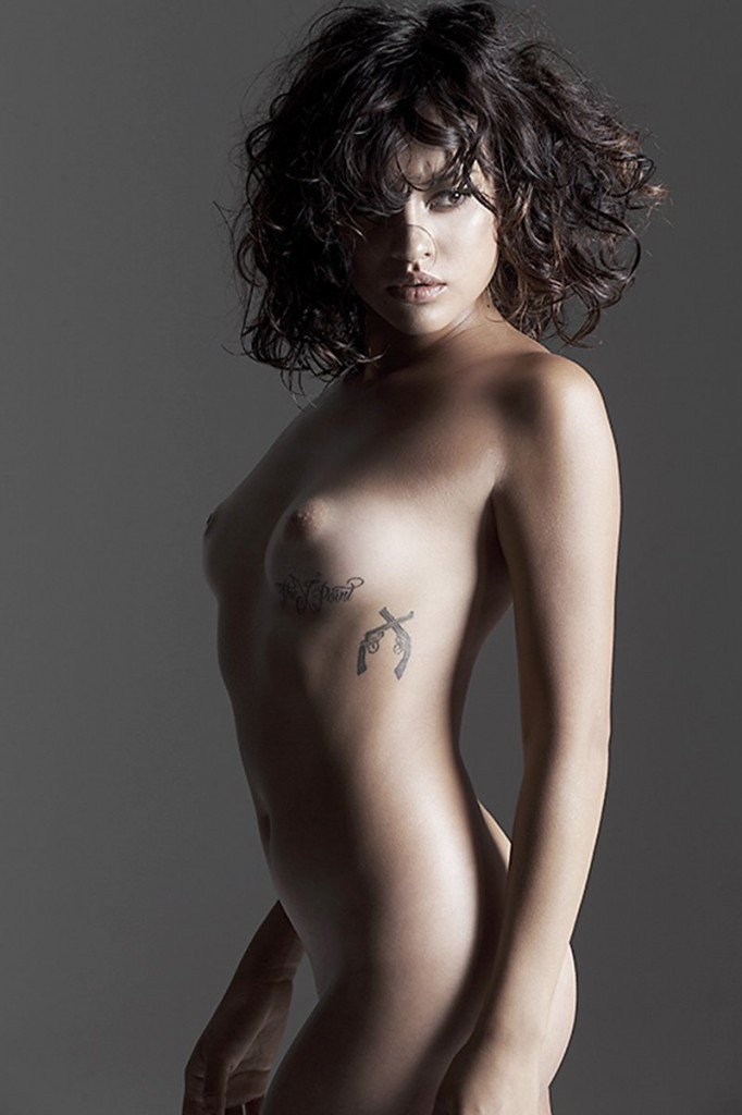 Nude Photoshoot Of Erika ...