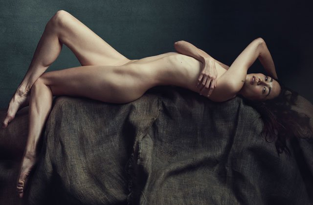 Nude Pic of Sandrine Holt