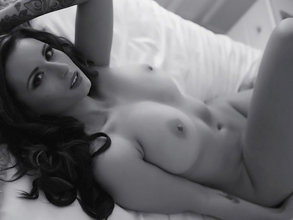 Nude Sammy Braddy Photos