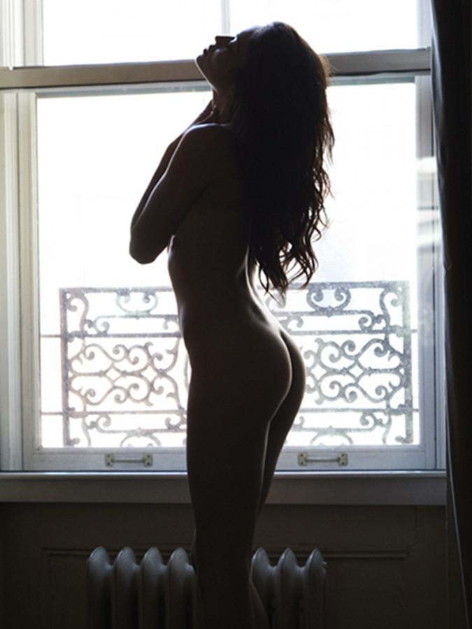 Nude Shanina Shaik