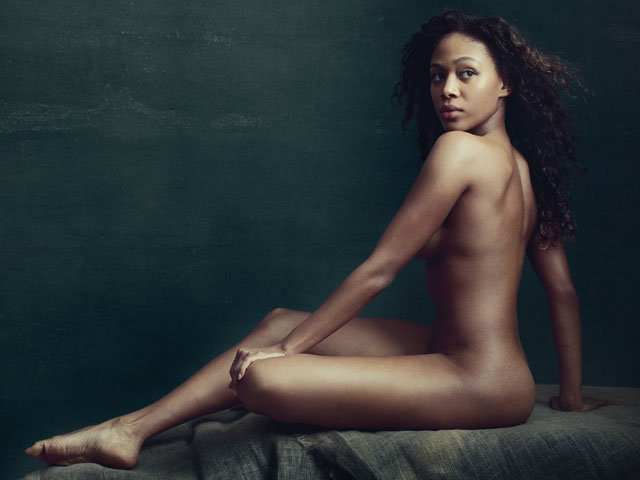 Nude pic of Nicole Beharie