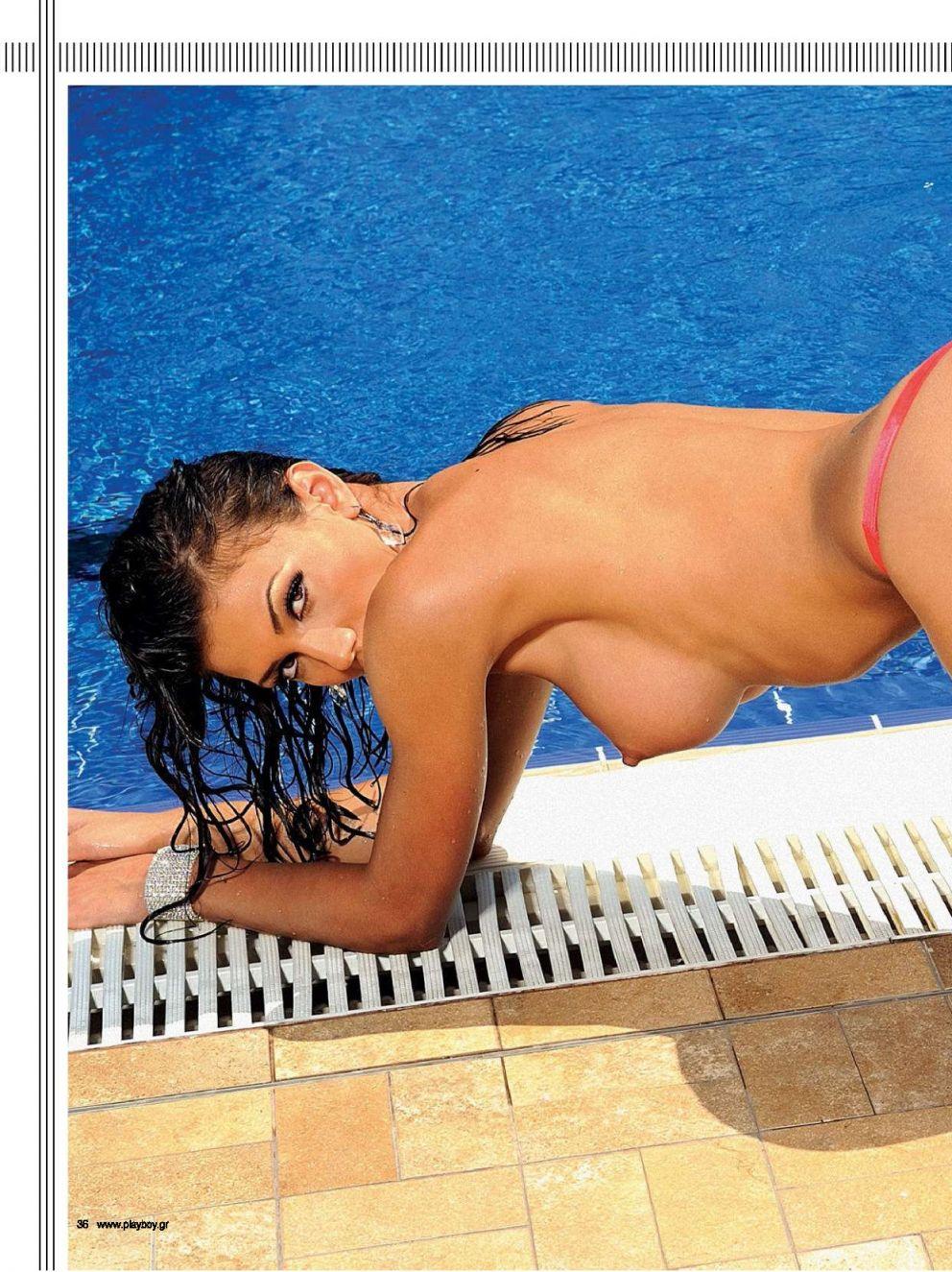 Nude Pics Of Megi Koleva