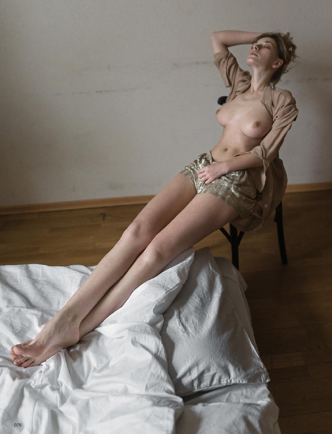 Olga Kobzar Nude Photos
