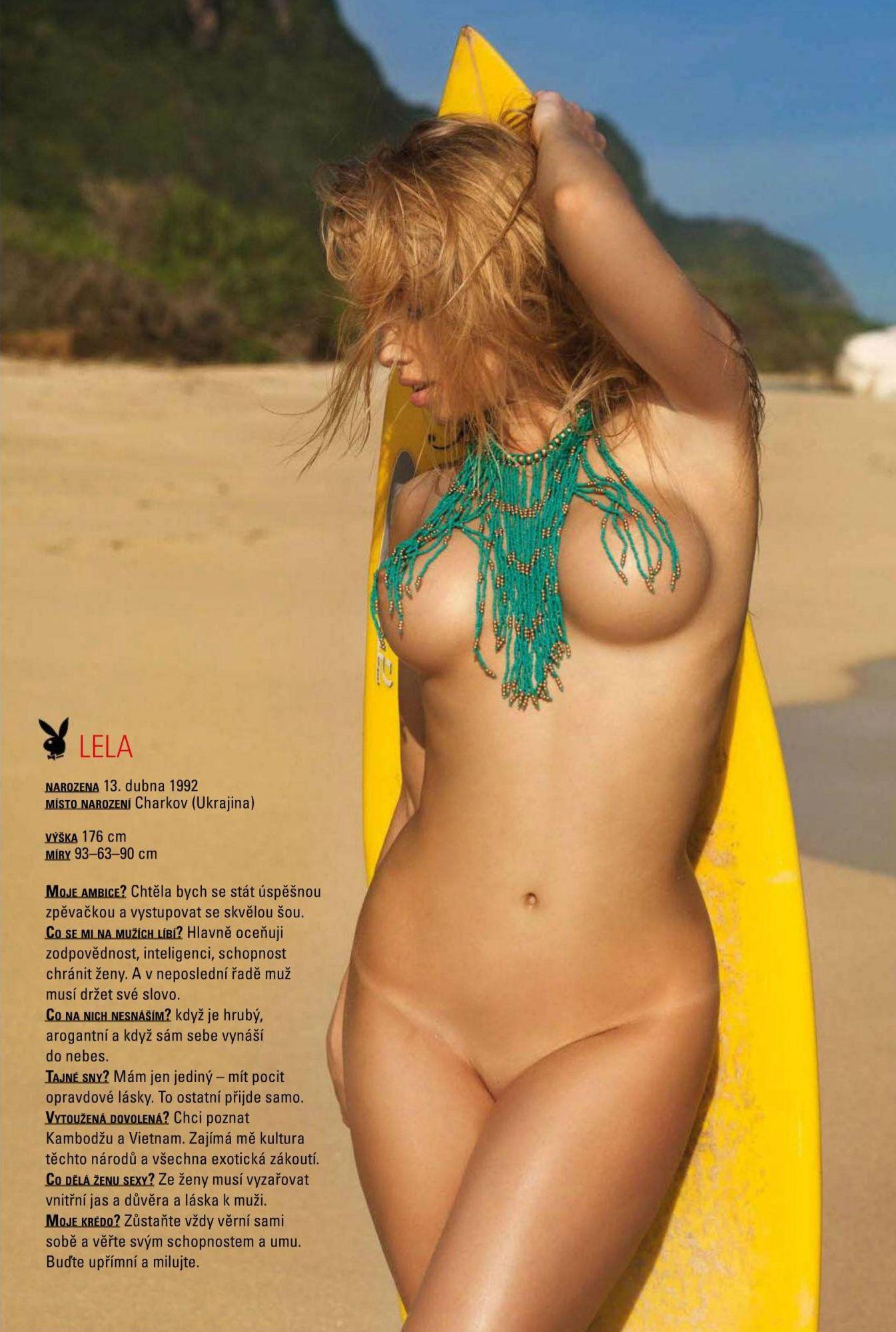 Olga Tretjacenko Naked Pi...