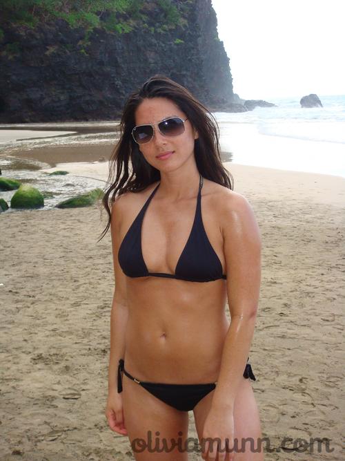 Olivia Munn Bikini Photos