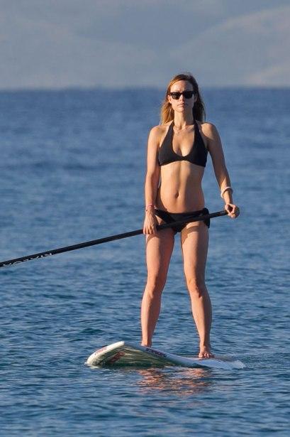 Bikini Pics Of Olivia Wil...