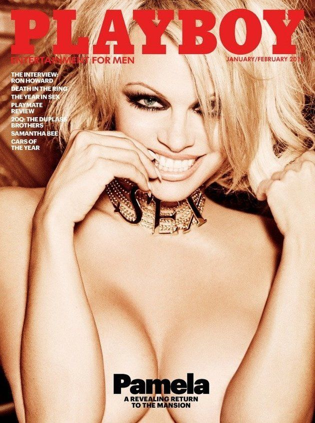Pamela Anderson Sexy Phot...