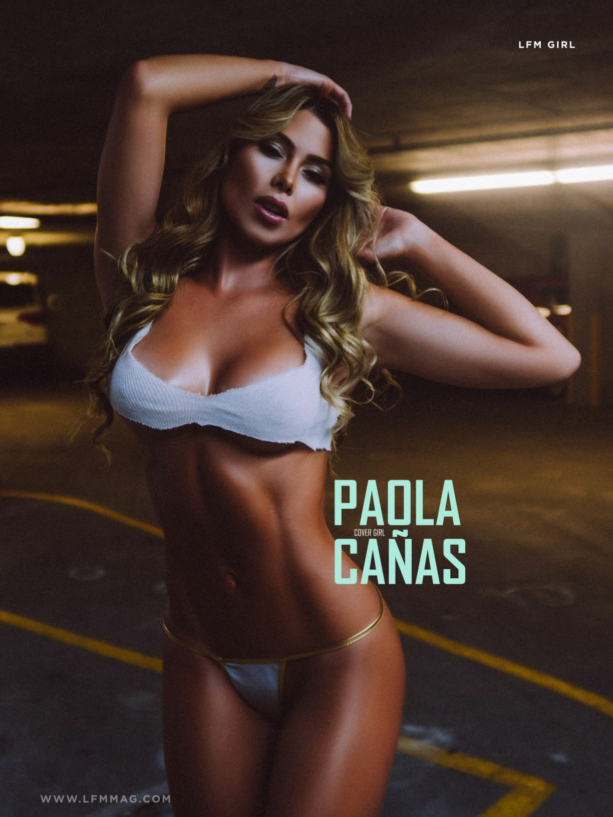 Paola Canas Hot Photoset