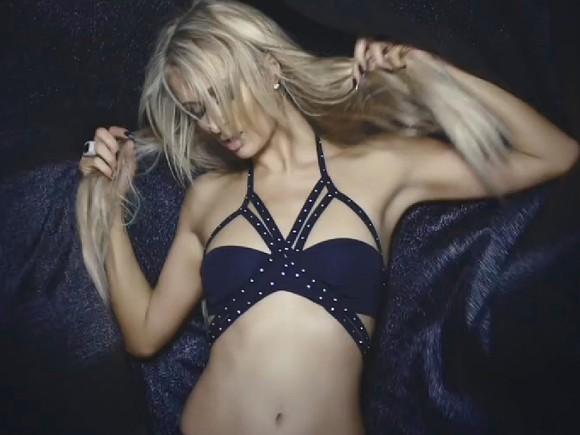 Paris Hilton Sexy Lingeri...