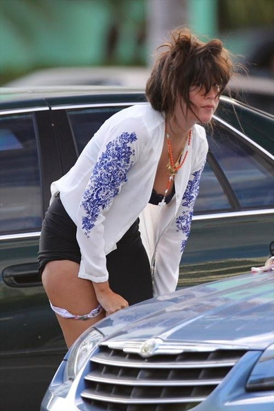 Paz De La Huerta Boobs Le...