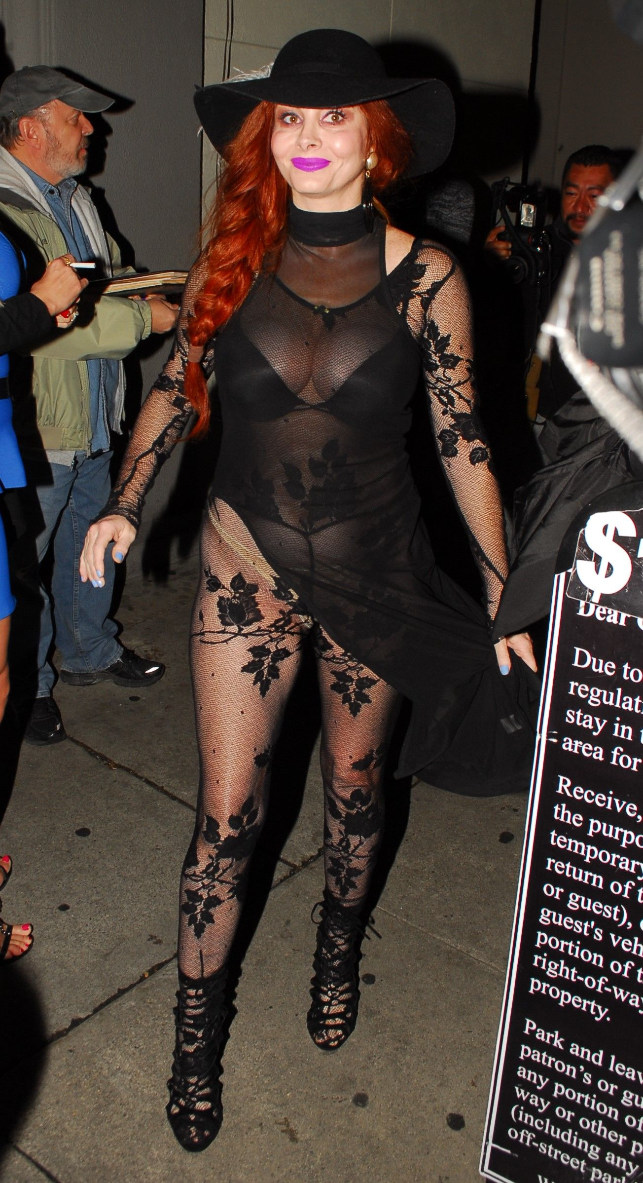 Phoebe Price See-through ...