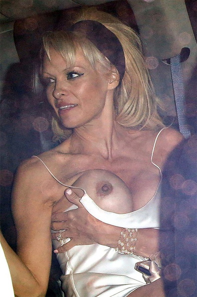 Picture of Pamela Anderson boobs