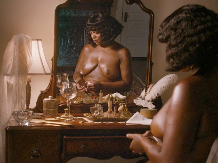 Queen Latifah Nude Scene