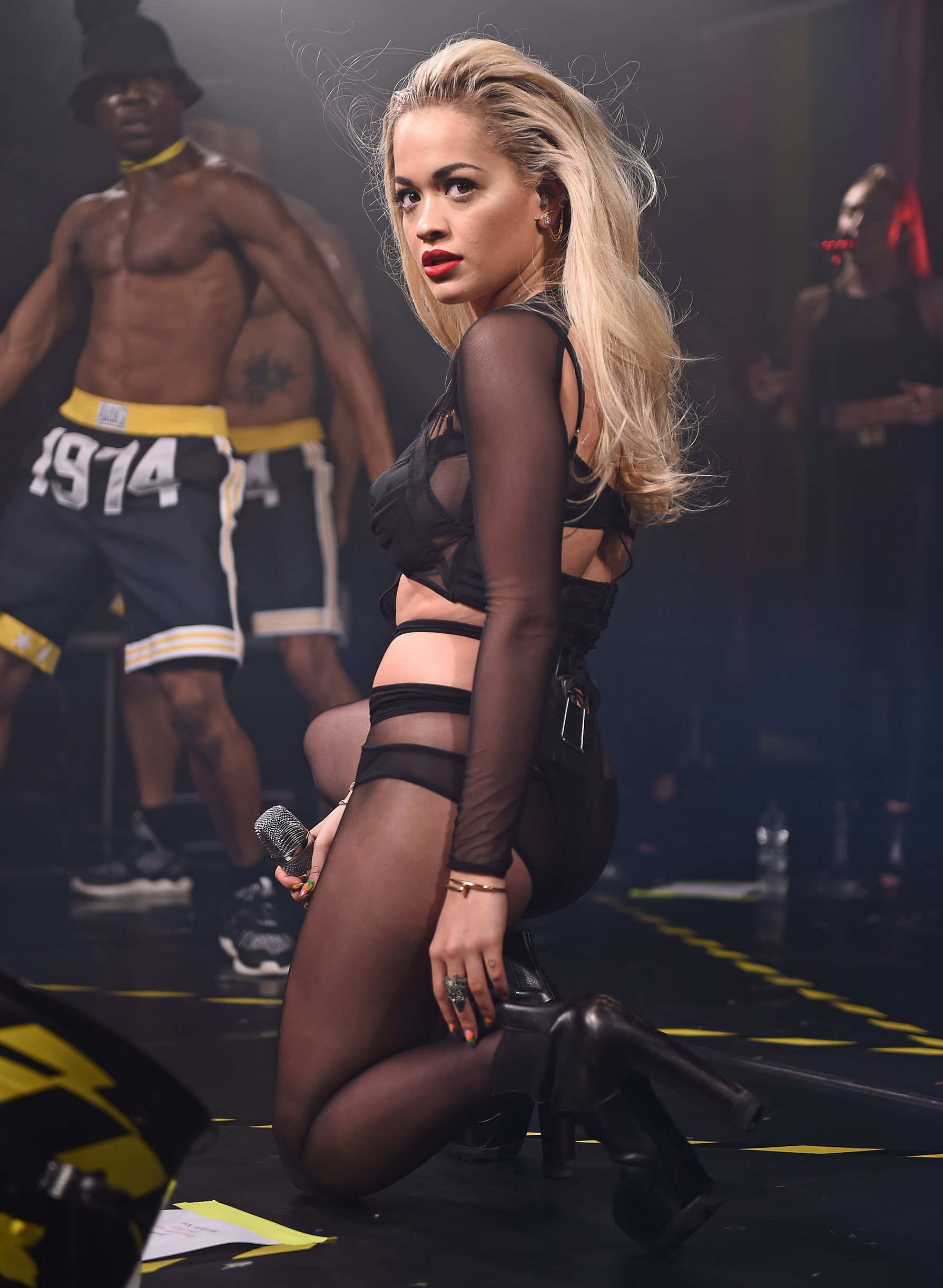 Rita Ora's Awesome ...