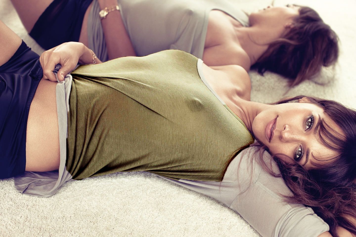 Rashida Jones See-through...
