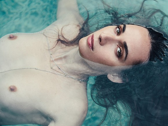 Rebecca Dayan Topless Pic...