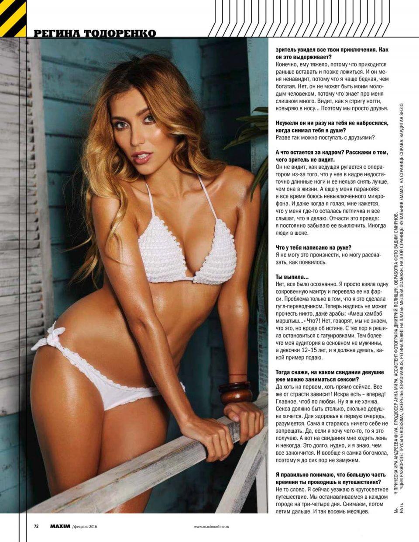 Nude Pics Of Regina Todor...