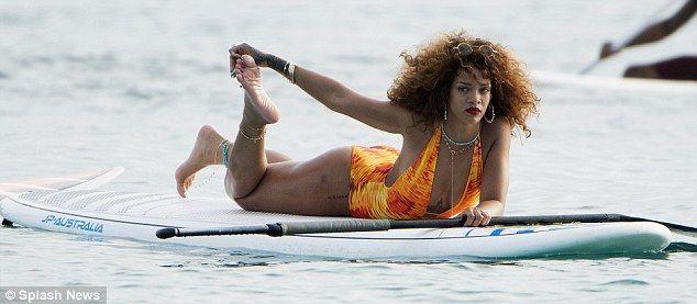 Rihanna's Swimsuit ...
