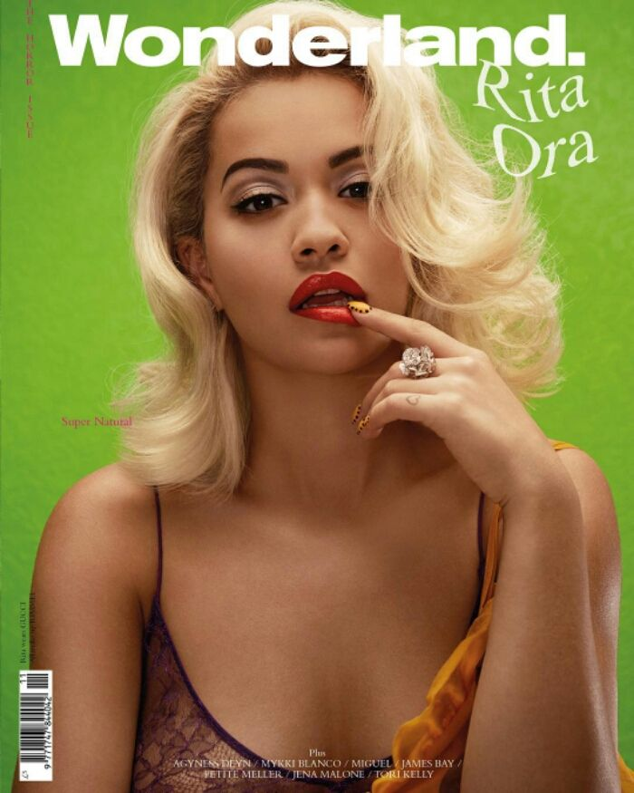 Rita Ora See-through Pics