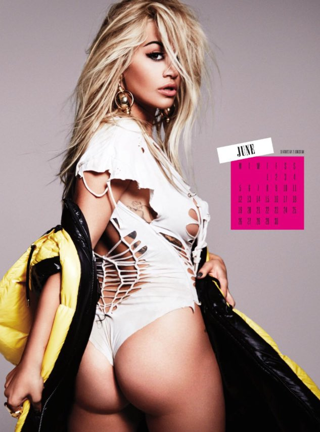 Sexy Photos Of Rita Ora