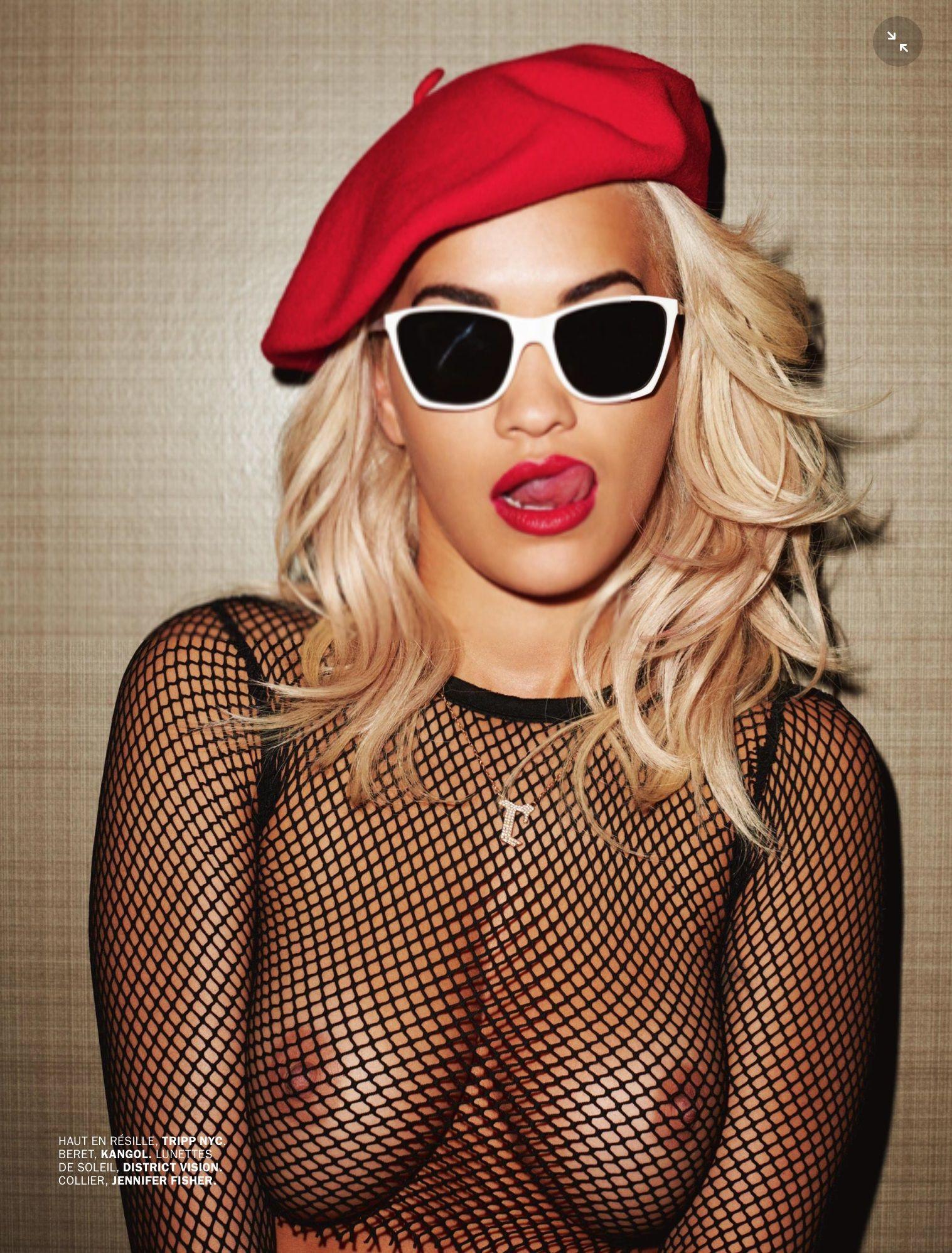 Topless Pics Of Rita Ora