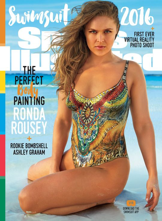 Ronda Rousey Sexy Photos
