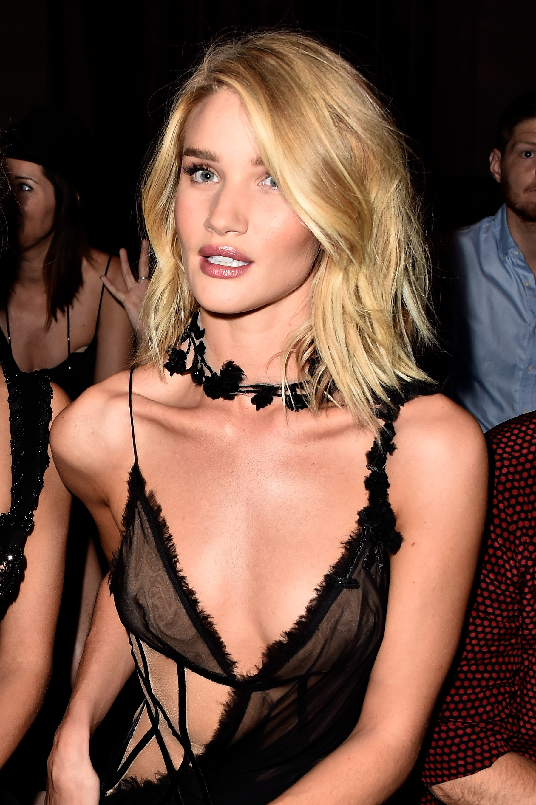 Rosie Huntington Whiteley...