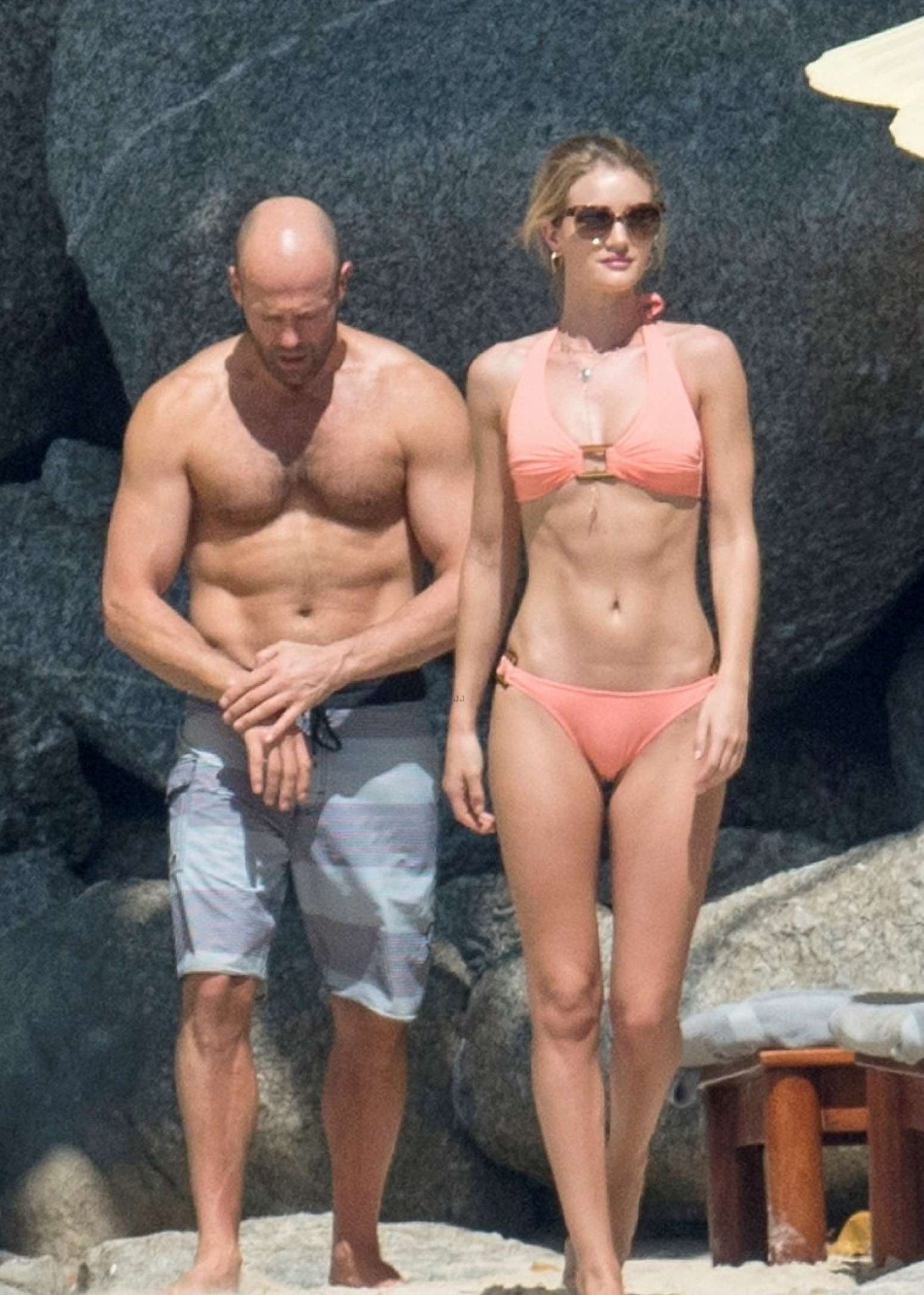 Jason Statham And Rosie H...